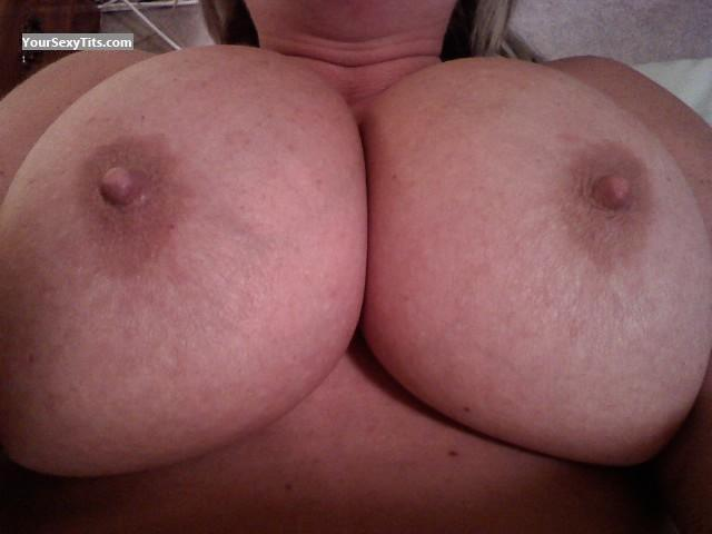 My Very big Tits Selfie by Showing The Girls